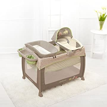 Ingenuity Washable Playard with Dream Center  (Shiloh)