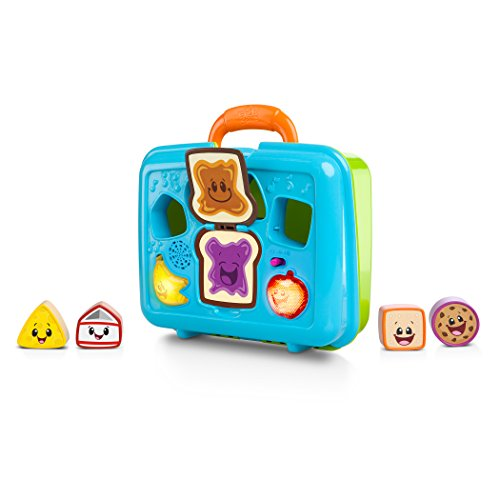 Bright Starts Giggling Gourmet Sort 'n Giggle Lunchbox - 1