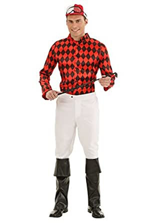 Adult Horse Jockey Costume