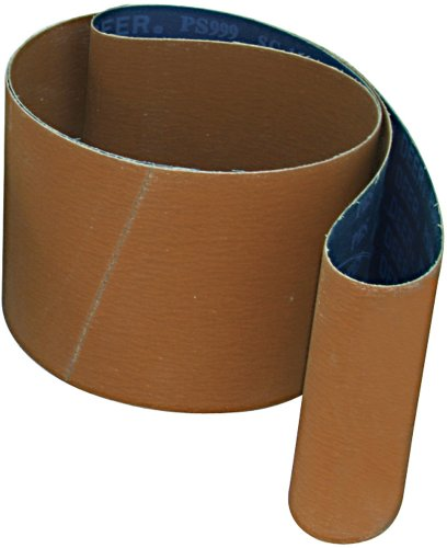 A H Abrasives 121454 5 Pack Sanding Belts Ceramic Alumina