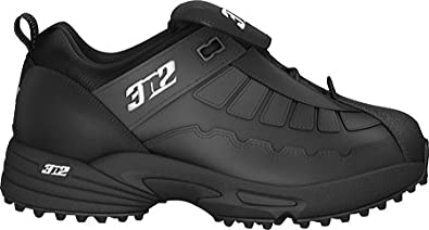 Buy 3N2 Youth Pro Turf Trainer Lo Cleat, Black by 3N2