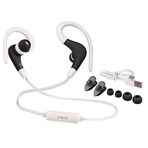 Onite Auricolare Bluetooth 4.1 Headset Stereo per Sport 739c719e3700