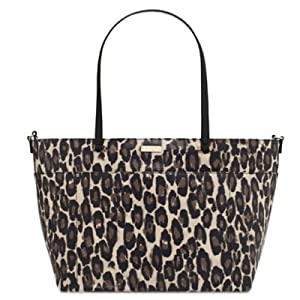kate spade york Charles Street Leopard Francis Baby Bag in Deco Beige by L&L Merchandise