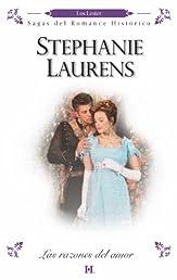 Las razones del amor (Sagas Historicas) (Spanish Edition)