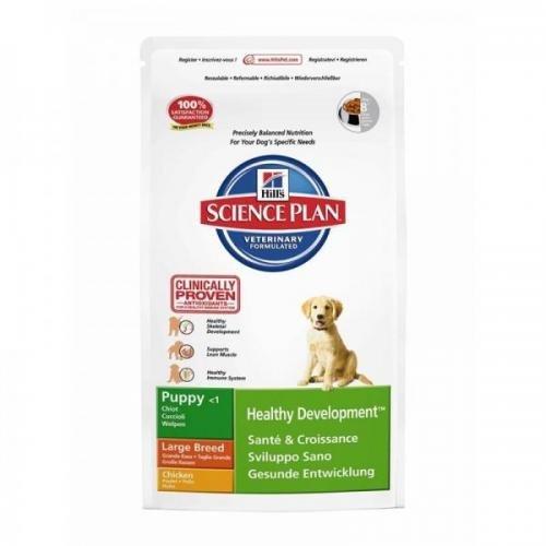 Artikelbild: Hills Canine Puppy Large Breed Hundefutter 11 kg, Trockenfutter, Hundefutter