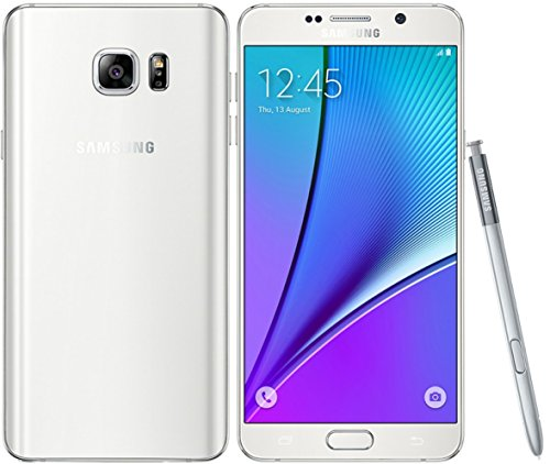 Click to buy Samsung Galaxy Note 5 N920C 32GB Factory Unlocked GSM - White - From only $439.95