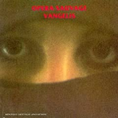 Pochette de l'album Opéra Sauvage'