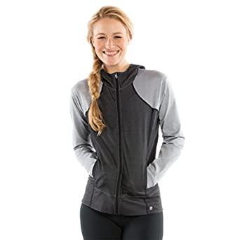 Buy Moving Comfort Urban Gym Full Zip by Moving Comfort