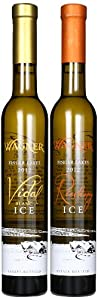 Wagner Vineyards Ice Variety Mixed Pack, 2 x 375 mL