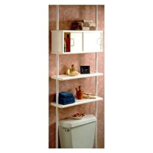 Zenith Metal Products Spacesaver Shelf With Cabinet