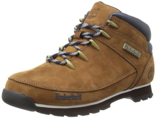 Timberland Mens Euro Sprint FTB Boots C6612R Brown 11 UK, 45.5 EU