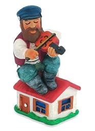 Fiddler on the Roof Figurine Jewish Souvenir