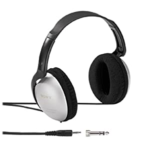Sony MDR-CD180 CD Series Headphones with 30 mm Drive Units (Discontinued by Manufacturer)