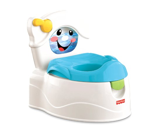 Fisher-Price Aprende a ras Potty