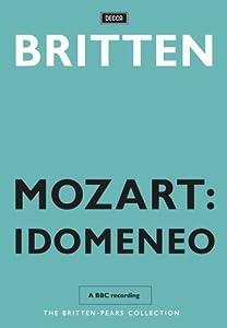 Mozart;Wolfgang Amadeus Idomen