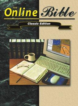 Online Bible Classic Edition CD Program With 21 English VersionsB0002602RI : image