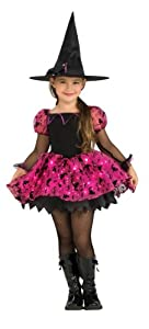 Moonlight Magic Twinkle Witch Child Costume