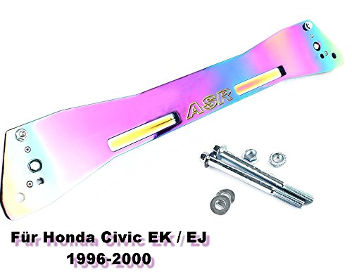 ASR-Racing-Neo-Cadre-Chrom-hilfs-Suspension-Kit-Renfort-vier-encastrable-avec-cadre-JDM-Tuning-CIVIC-96-00-EK-EJ