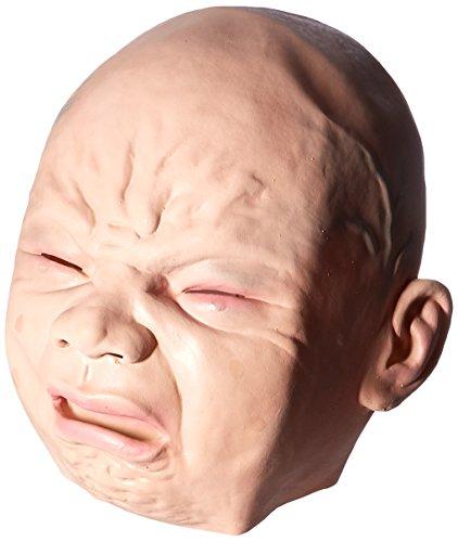 CreepyParty-Deluxe-Novelty-Halloween-Costume-Party-Latex-Human-Head-Mask-Man
