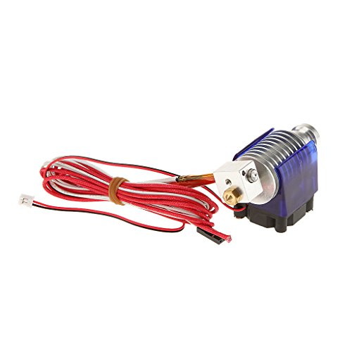 Imported Hotend Wade Direct Extruder Fan 1.75mm Filament Nozzle 0.5mm for 3D Printer  available at amazon for Rs.680
