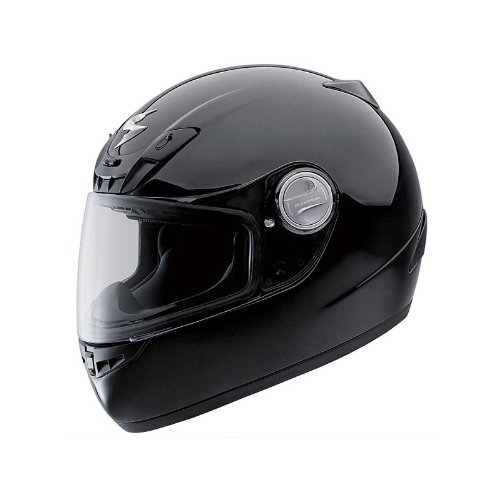Scorpion Solid EXO-400 Full Face Motorcycle Helmet - Black / X-Large