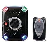ユピテル(YUPITERU) 簡単取付カーセキュリティー通報機能なし VE-S14