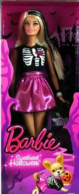 Barbie Sweetheart Halloween Doll Exclusive - 1