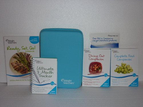 Weight Watchers Deluxe Member Kit Points Plus