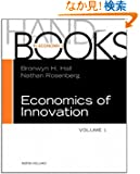 Handbook of the Economics of Innovation, Volume 1, Volume 1 (Handbooks in Economics)
