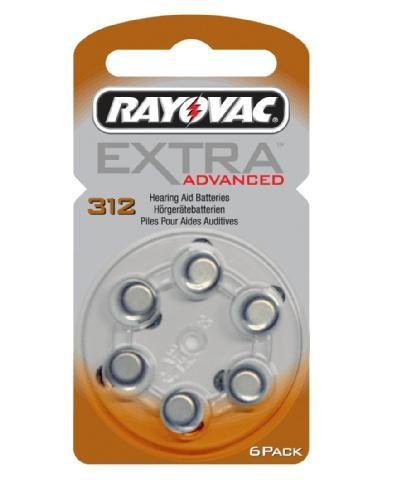 4-x-rayovac-type-312-hearing-aid-batteries-6-pack-1-pack-free