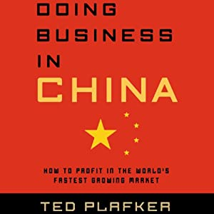 Doing Business in China Audiobook