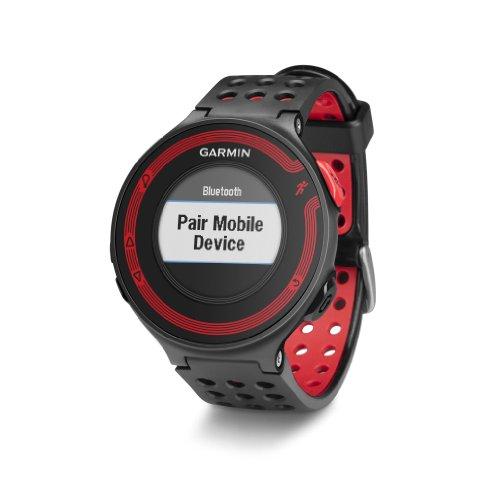 Garmin Forerunner 220 - Black/Red Bundle (Includes Heart Rate Monitor)