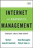 img - for Internet Management for Nonprofits: Strategies, Tools and Trade Secrets book / textbook / text book