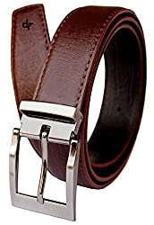 Discover Fashion Men's Leather Brown Belt (BL-CH-12)