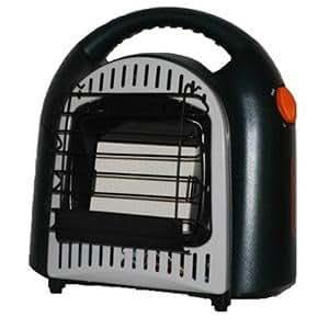 MARTIN Portable Infrared Propane Heater 10,000 BTU Capacity