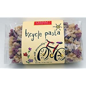 Bike-a-roni Bicycle Pasta