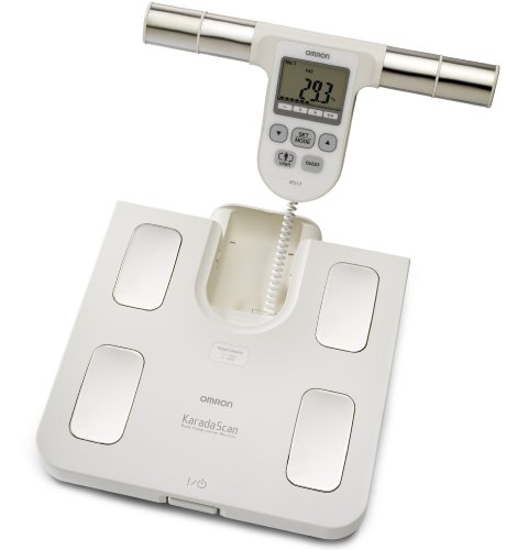 Omron BF510 Body Fat & Composition Bathroom Scales