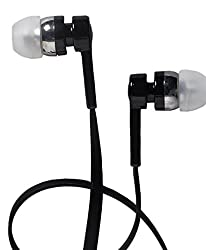 Zoon Canelphone Earphones Q MOBILE-BLACK