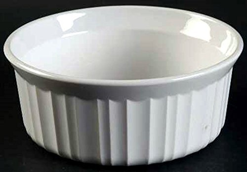 CorningWare French White 7-Ounce Ramekins, Set of 2 (Small Oven Safe Bowl compare prices)