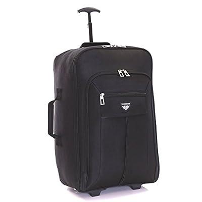 Slimbridge Linden chariot bagages sac à main - 3 ans de garantie