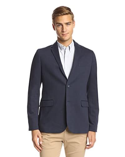 Ben Sherman Men's Two Button Knit Blazer