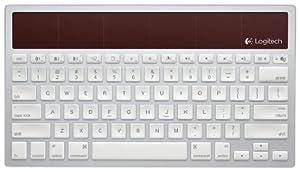 (金盒)Logitech K760 罗技Mac/iPad/iPhone太阳能无线键盘$29.99,