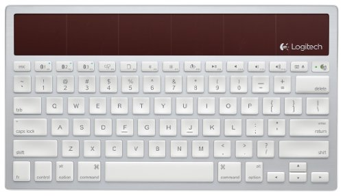Logitech Wireless Solar Keyboard K760 for Mac/iPad/iPhone (920-003884)