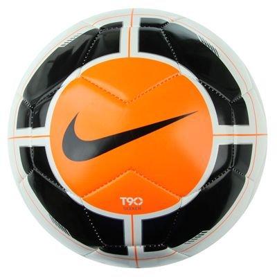 Nike Total 90 Seeker Football White/Orange Size 5