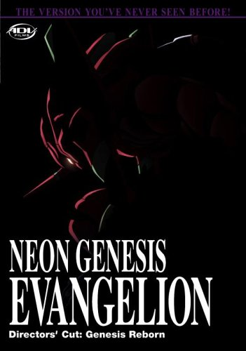 Neon Genesis Evangelion: Genesis Reborn (Director's Cut) [DVD]
