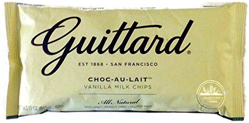 Guittard Baking Au Lait Chip, 12 Ounce (Guittard Chocolate Company compare prices)