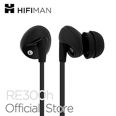 HIFIMAN RE300h Earphone - Audiophile Earbud