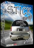 Stick Em Up EPS Vector Sign Clipart Stick People