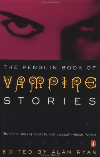 Image for The Penguin Book of Vampire Stories