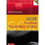 GCSE German Vocabulary Learning Toolkit (Gcse Vocabulary Toolkits)by Geoff Brammall